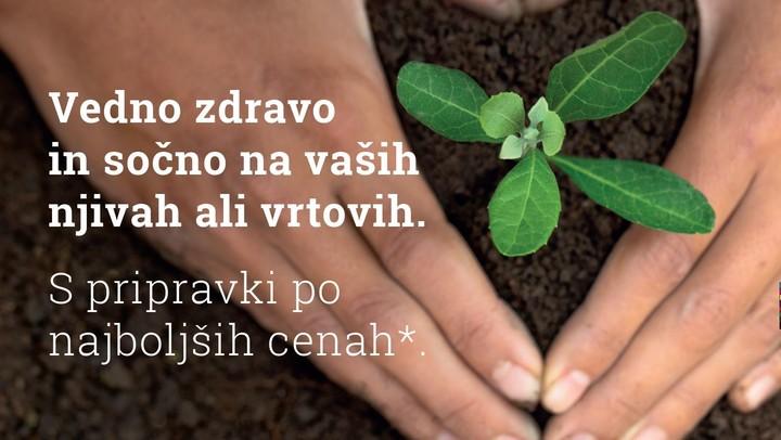 Varstvo rastlin naj bo strokovno