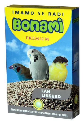 BONAMI LAN ZA PTICE 500 G