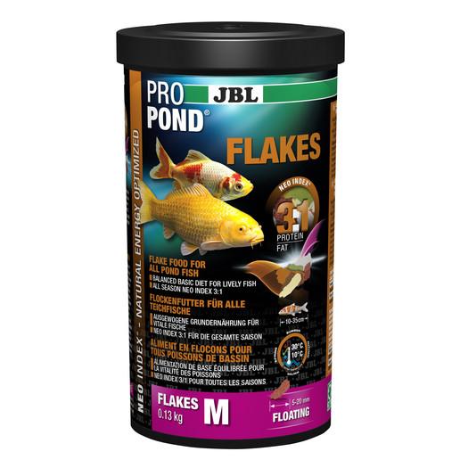 JBL Pond PRO Flakes 1 L lističi za ribnike